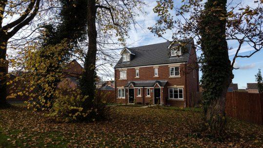West Lancashire homes