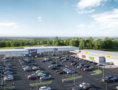 Skelmersdale vision by St-Modwen July 2018