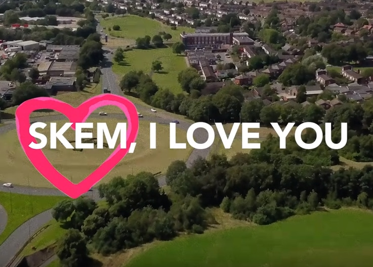 Skem, I Love You Feature Film