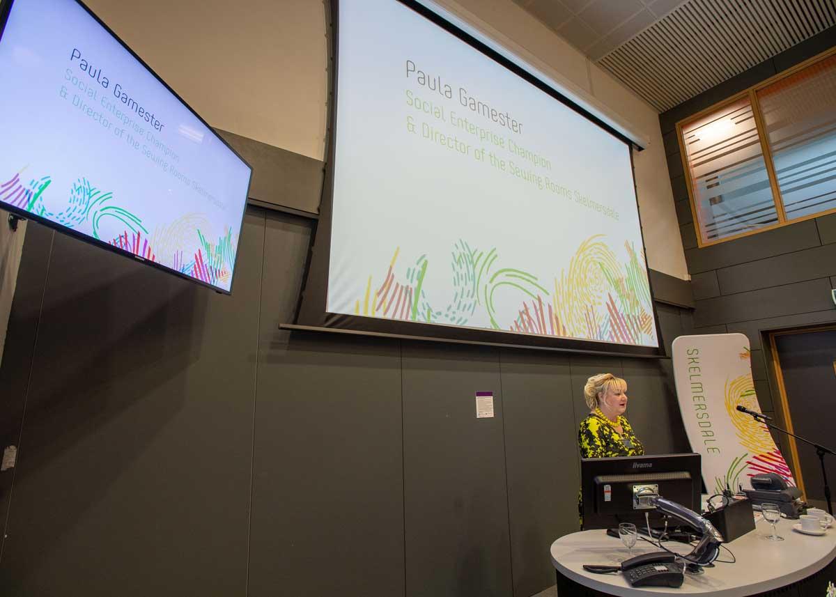 Paula Gamester Presentation
